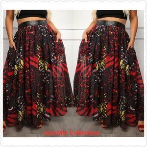 Dresses & Skirts - Long flowy skirt